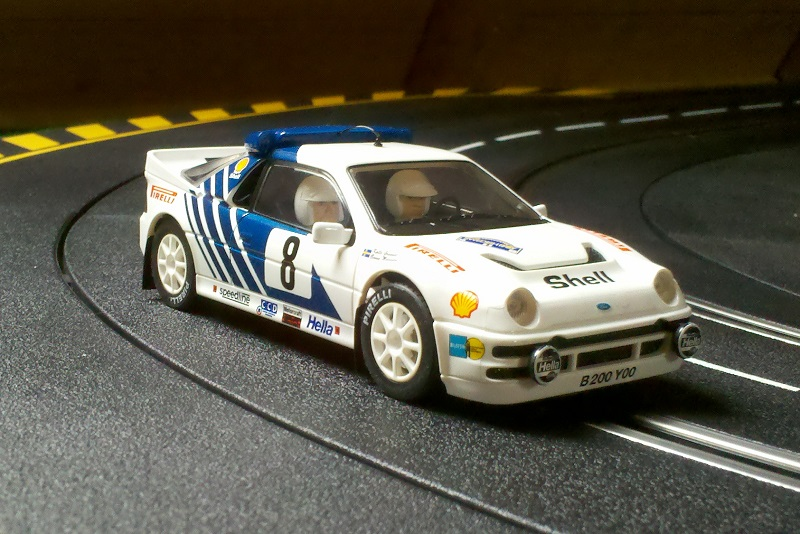 Gruppe B RS 200