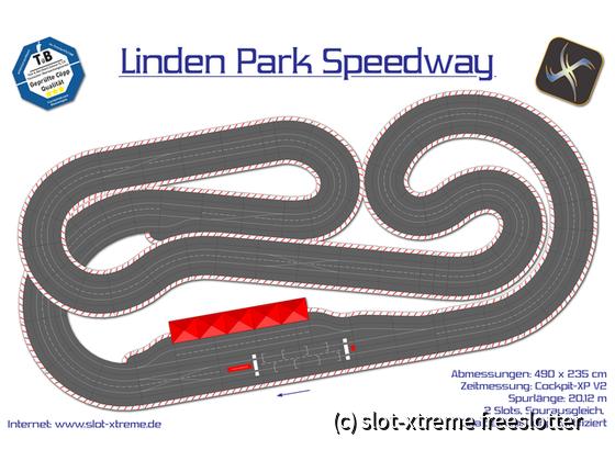 Linden Park Speedway, Stand Dezember 2010