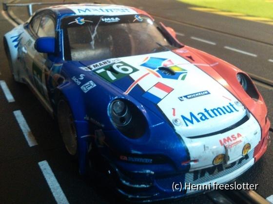 Porscheolli