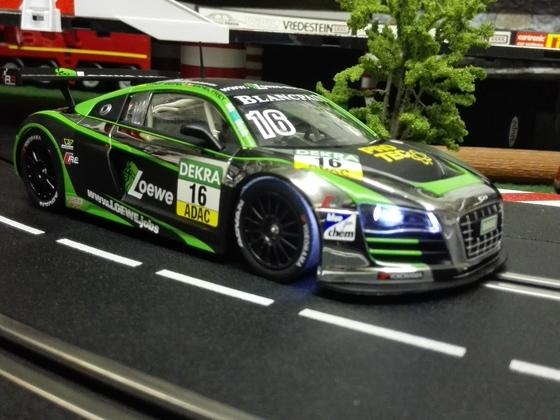 D124 R8 Yaco Racing