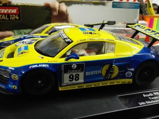 D 124 R8 Phoenix Racing
