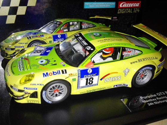 D 124  911 GT3 Manthey Racing