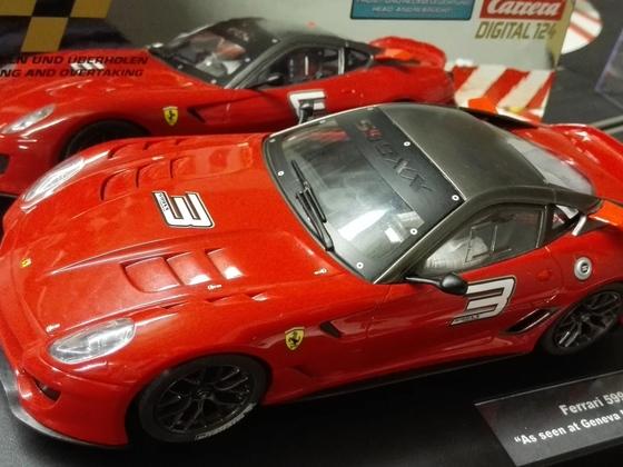 """Ferrari 599XX """"As Seen in G. Motorshow"""""""