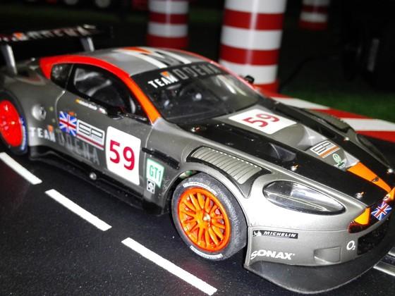 "D124 Aston Martin Vantage ""Team Modena"""