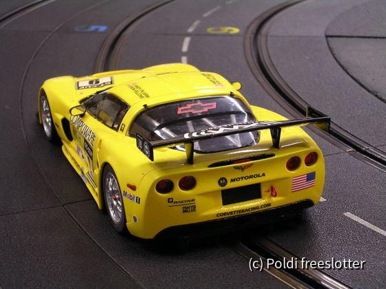 Corvette C6R