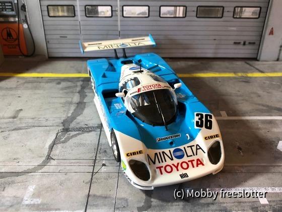 Minolta Toyota 88C-V Mao Edition