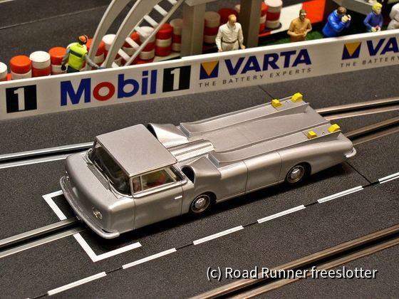 VRC&G Holtkamp Cheetah Racecar Transporter 1961