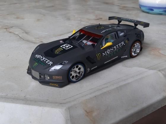 Scaleauto Corvette 1:24
