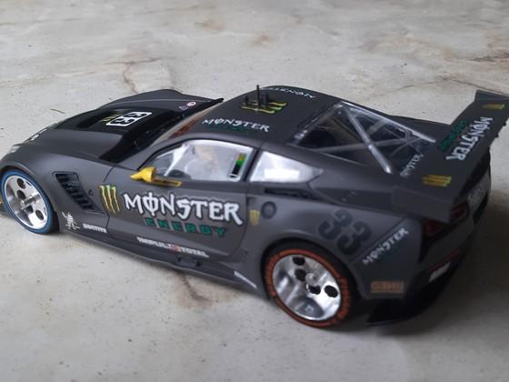Scaleauto Corvette 1