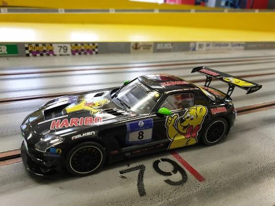 MB SLS GT3