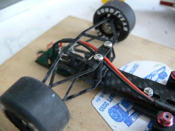Williams-Honda FW11B #6