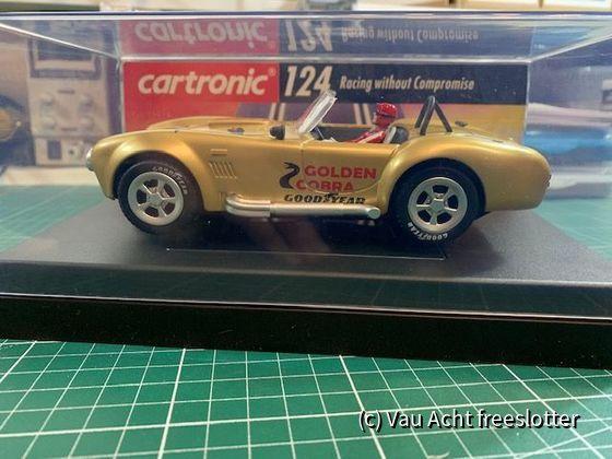 001 - Cartronic Golden Cobra