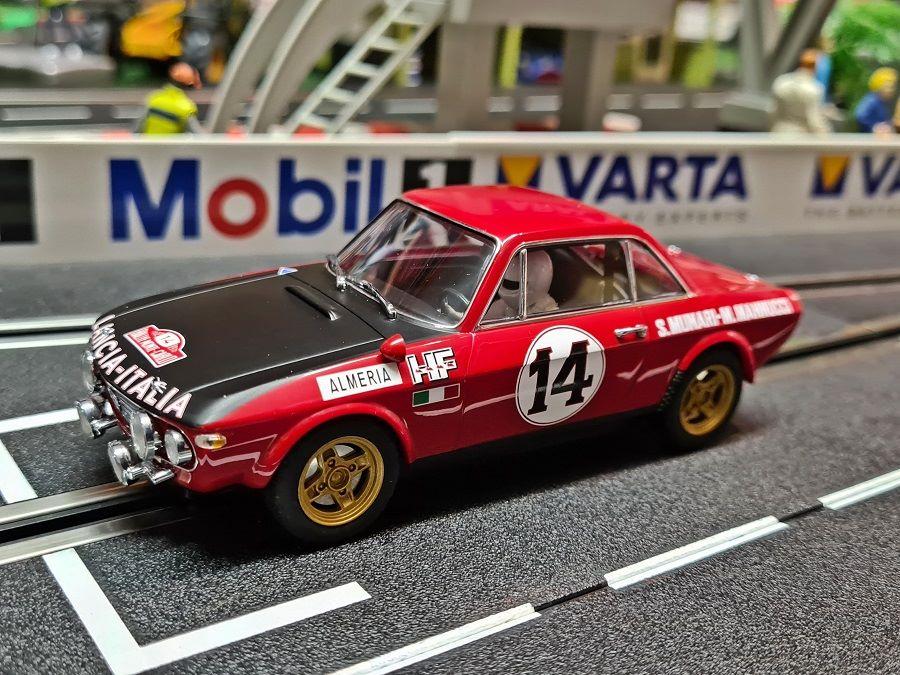 AutoArt, Lancia Fulvia 1.6HF, Rallye Monte Carlo