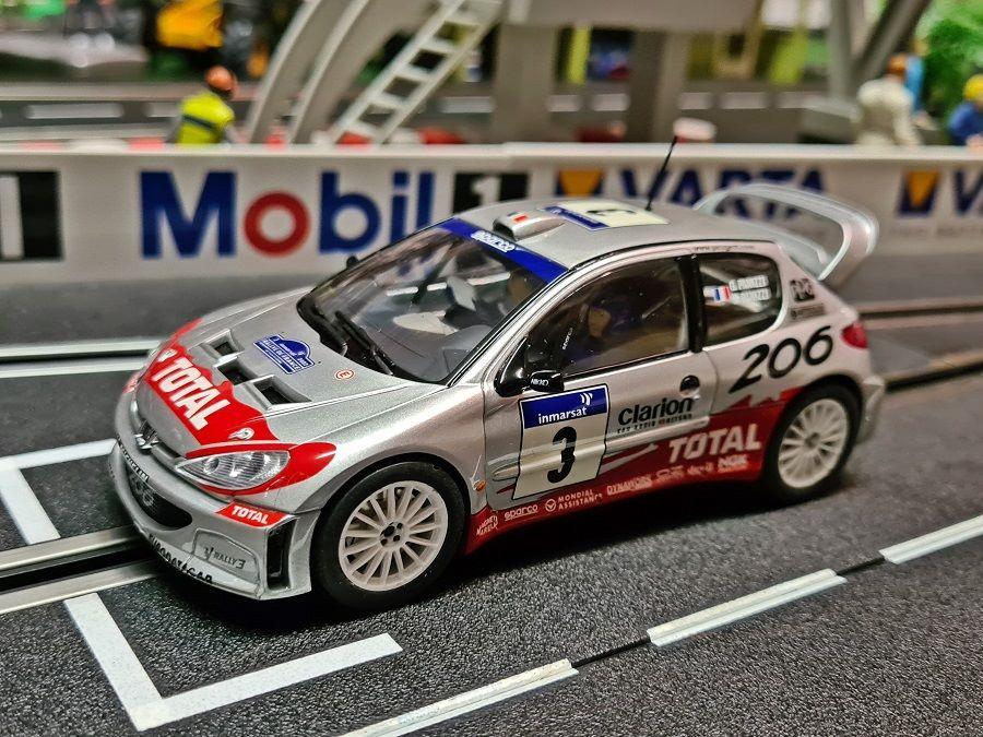 AutoArt, Peugeot 206 WRC 2002