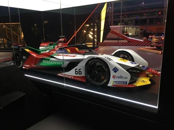 Audi-Schaeffler Formel E 2019 1