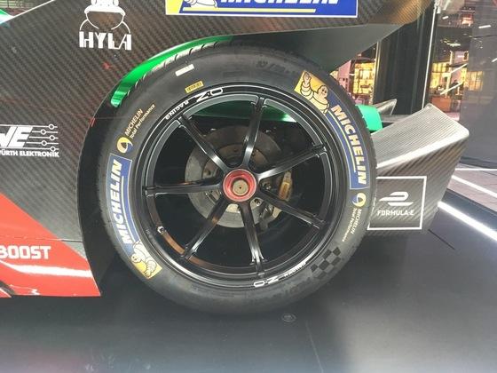 Audi-Schaeffler Formel E 2019 4