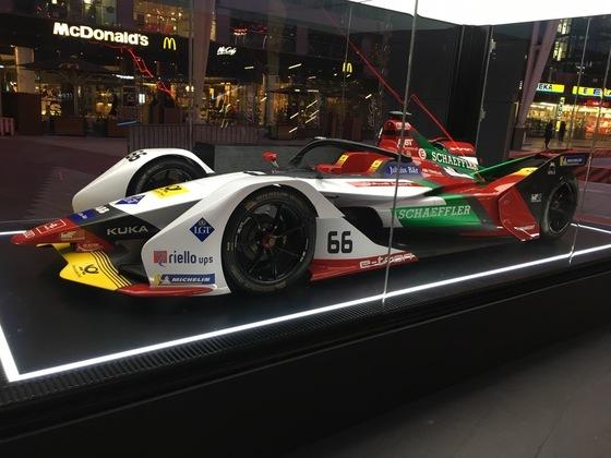 Audi-Schaeffler Formel E 2019 3