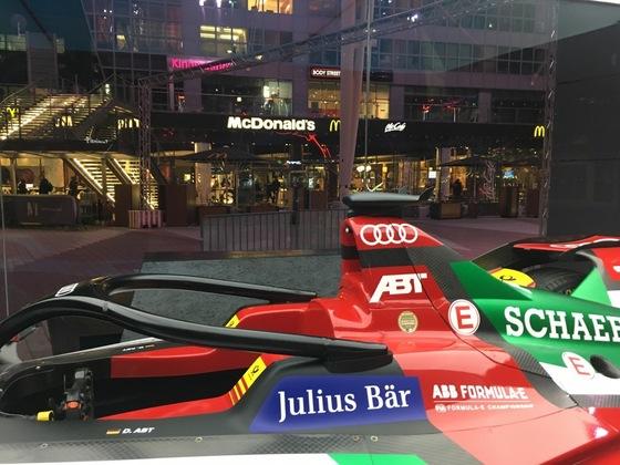 Audi-Schaeffler Formel E 2019 7