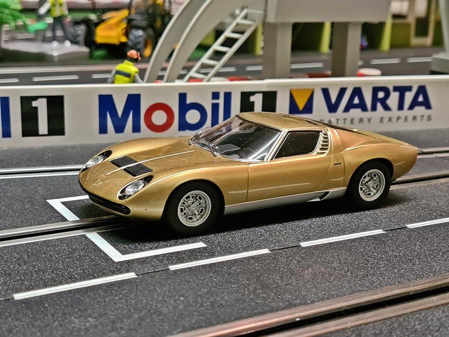 AutoArt Lamborghini Miura SV 1971