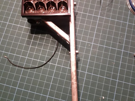 Startampel mit LED- Matrix