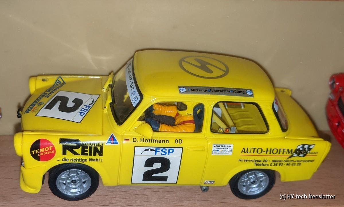 Revell Trabant 601S Hoffmann