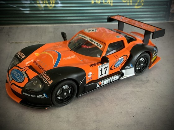 RS0012 - Marcos LM600 GT2