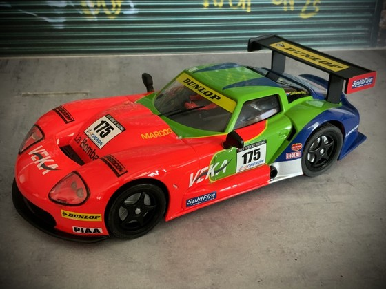 RS0009 - Marcos LM600 GT2