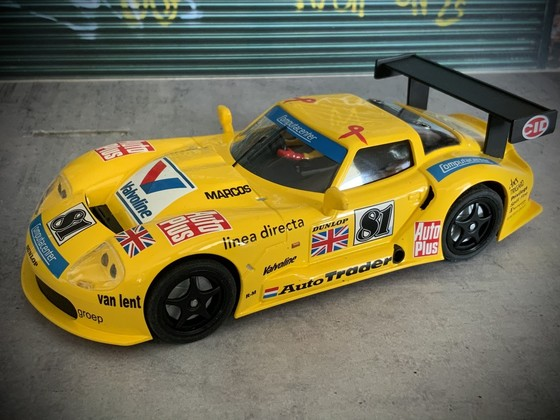 RS0008 - Marcos LM600 GT2