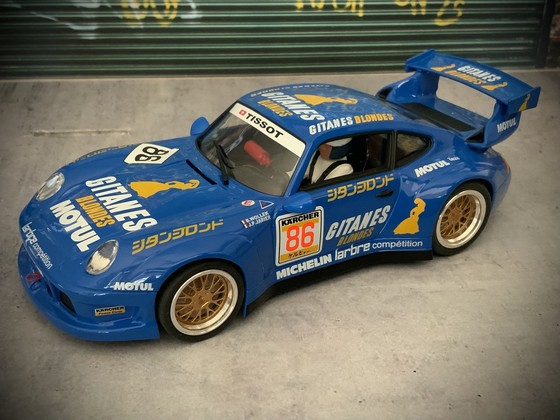 RS0016 - Porsche 911 GT2