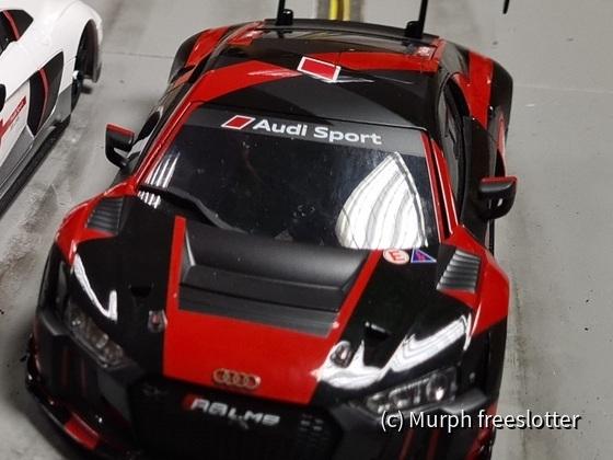 Mini Z Audi