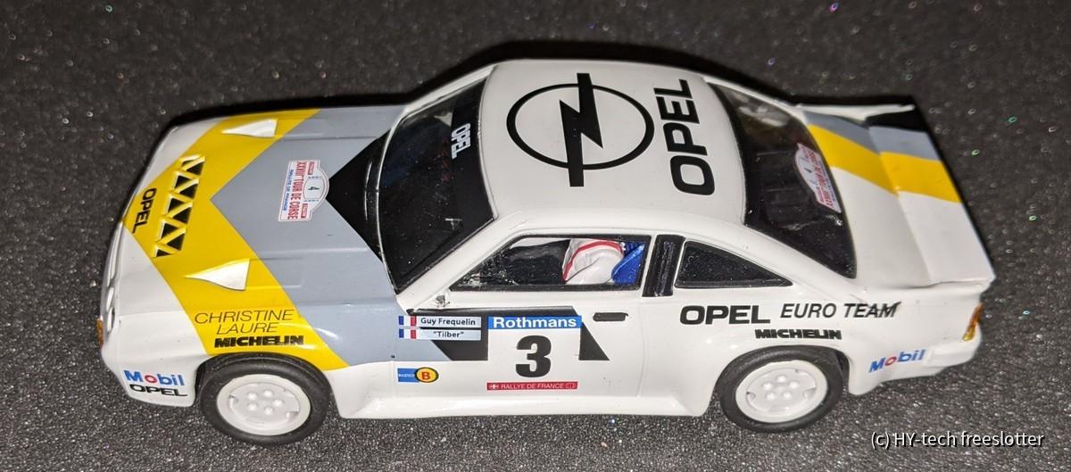 Sloter Opel Manta 400 Euro Team #3