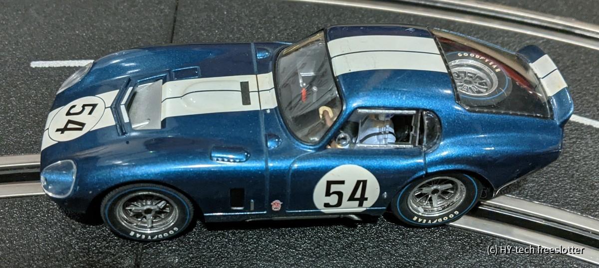 Revell Shelby Daytona Cobra Coupé #54