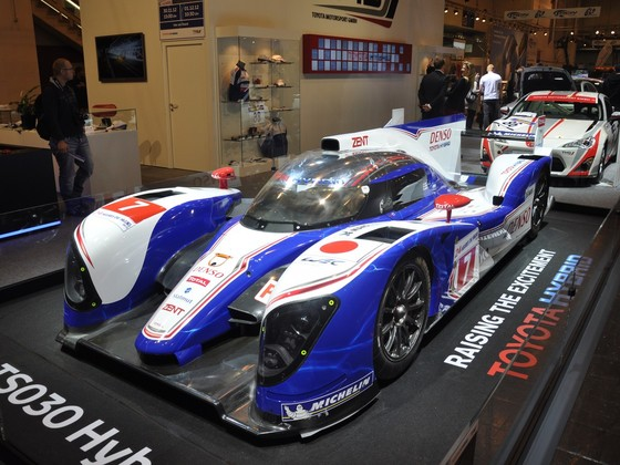 Toyota LMP #7