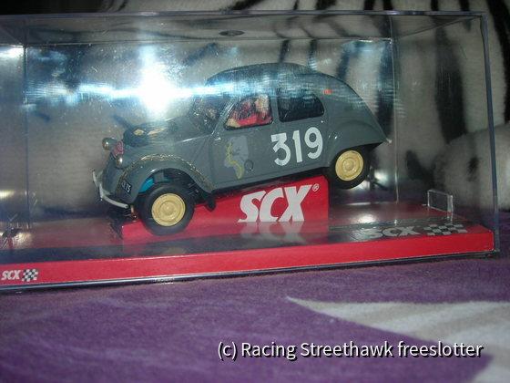 SCX Citroen 2CV #319
