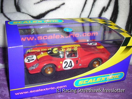 Scalextric Ferrari 330 P #24
