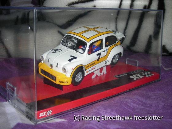 SCX Fiat 600 #7