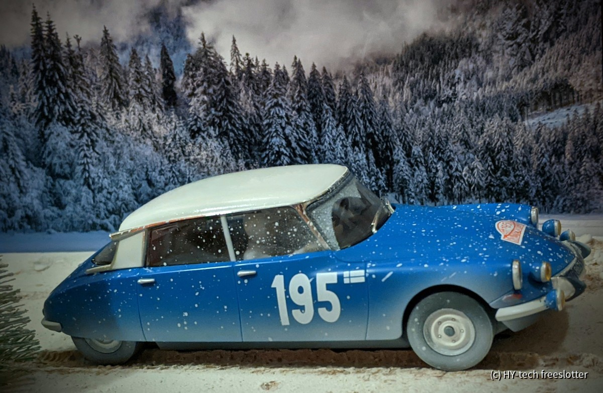 Snow SCX Citroën DS 21 'Toivonen'