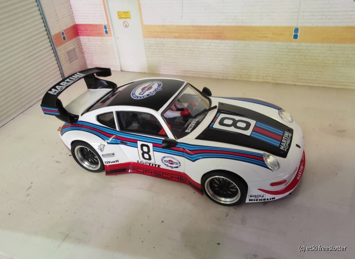 PORSCHE GT2 W1