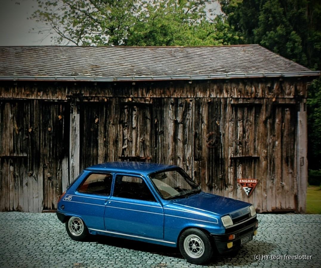 LMM Renault 5 Alpine