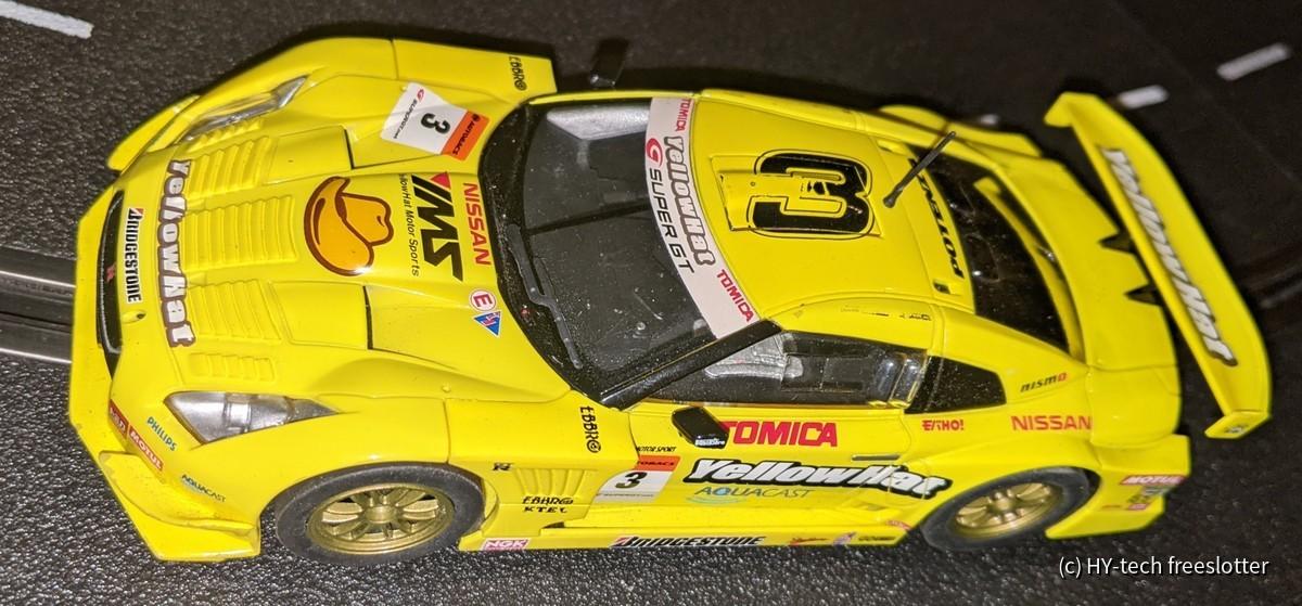 Carrera D132 Nissan GTR #3