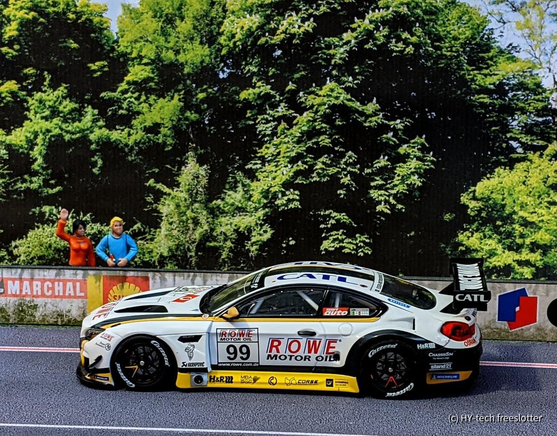 Carrera D132 BMW M6 GT3 'Rowe' #99