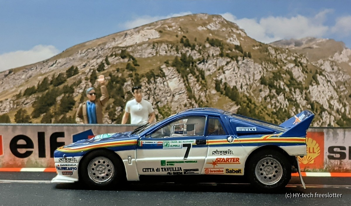 Fly Lancia 037 'Rossi' #7