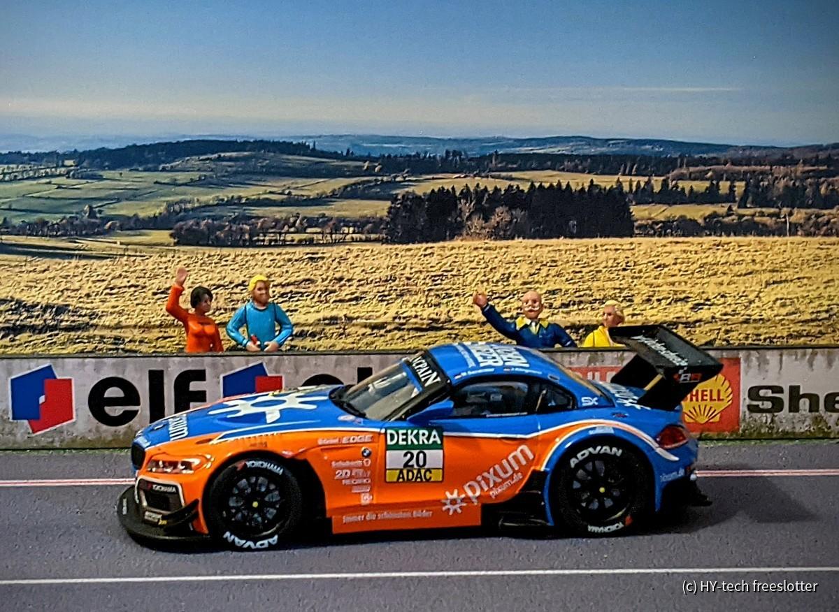 Carrera Evo BMW Z4 GT3 #20