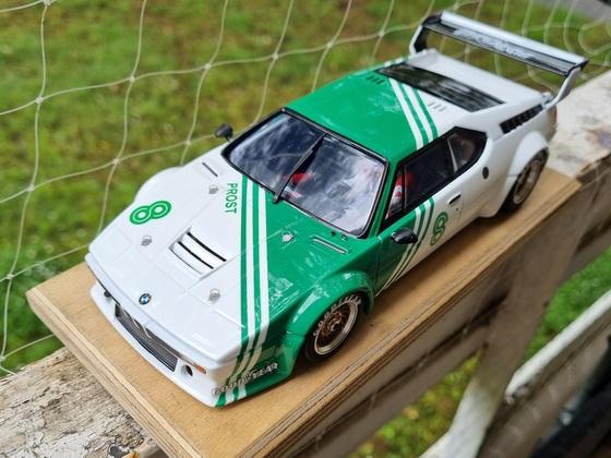 BMW M1 Alain Prost