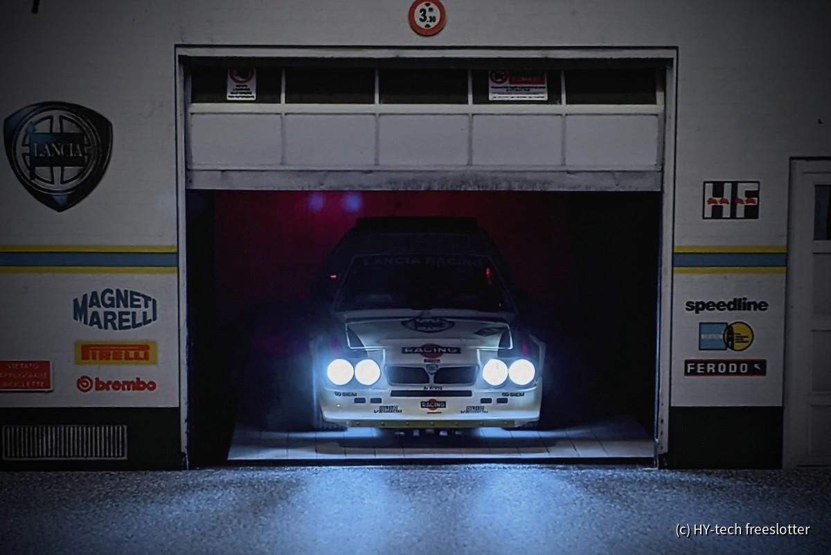 SCX Lancia Delta S4 #6