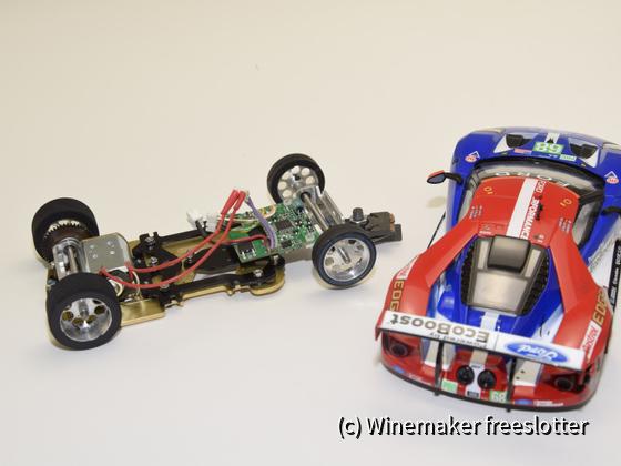 Pace Racecar 1