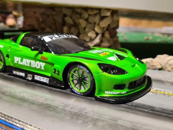 Playboy Corvette GT Trier
