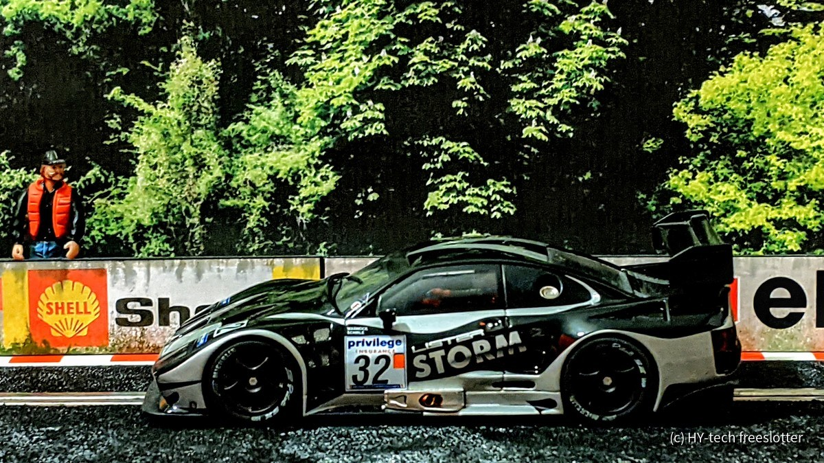 Fly Lister Storm #32