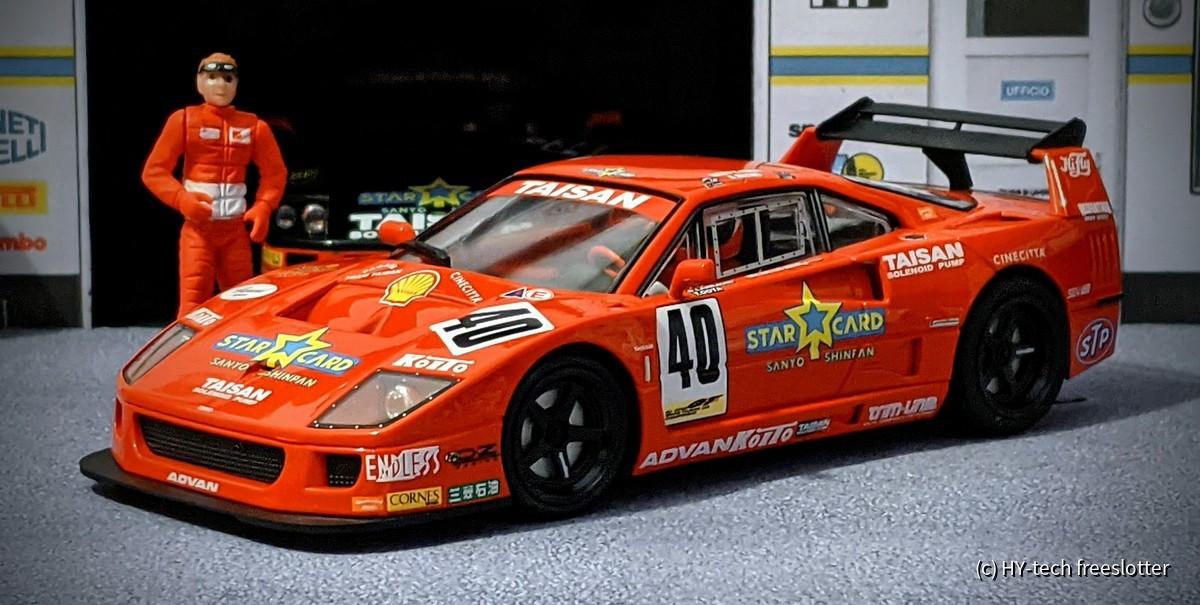 RevoSlot Ferrari F40 'Taisan' #40