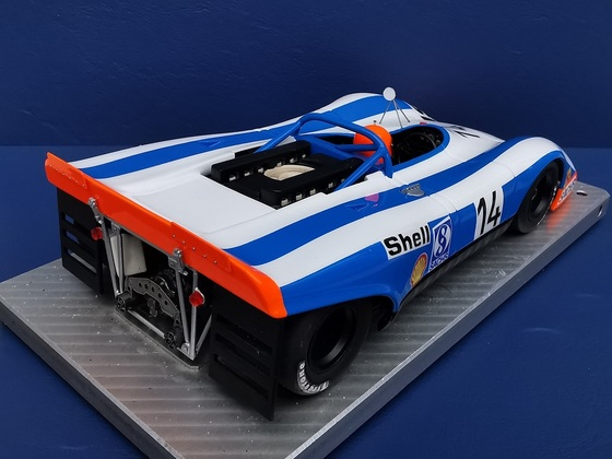 Porsche made by LMK